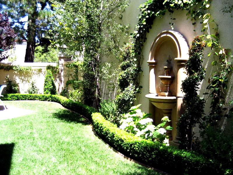European Garden Design Ideas : European garden design